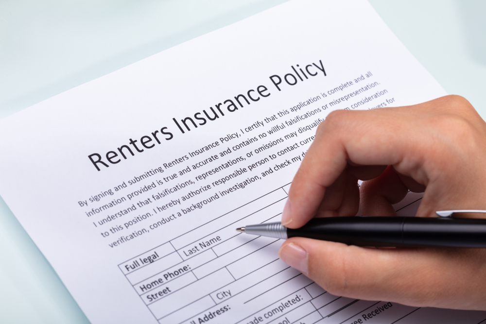 rental insurance agreement